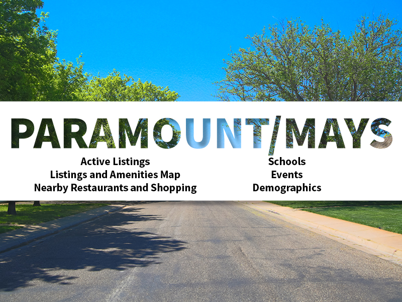 Go to Paramount Mays Neighborhood