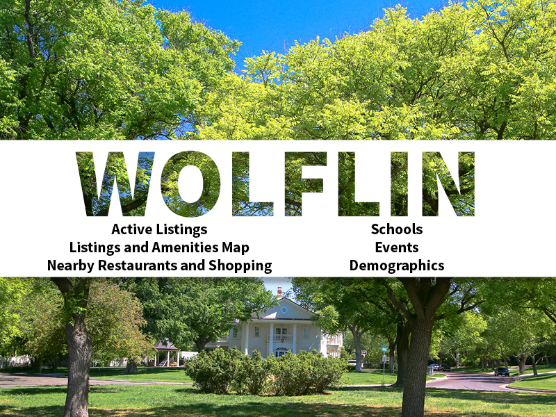 Go to Wolflin Neighborhood